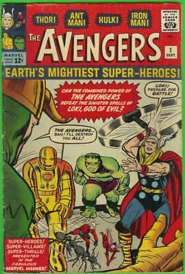 The Avengers Comics over 600 issues on disc