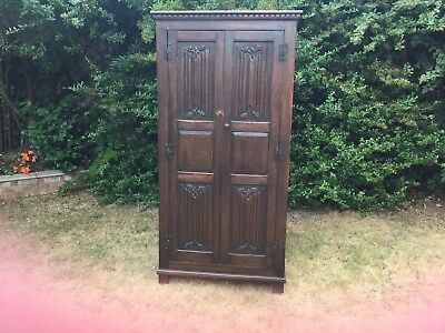 An Old Charm Style Reproduction Antique Wardrobe