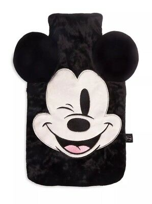Primark Disney Mickey Mouse 2L Hot Water Bottle Christmas Gift