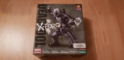 Kotobukiya Marvel Now Deadpool X-Force ArtFX+ Statue (defekt und nicht komplett)