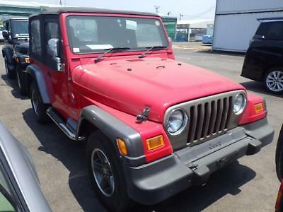 2004 Jeep Wrangler 4.0 Extreme Sport Soft top 3dr