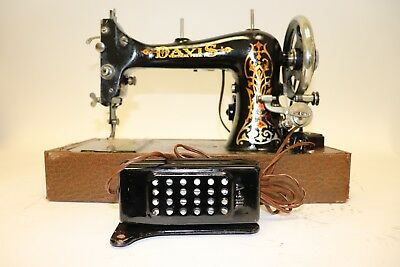 Davis Verticla Feed Sewing Machine