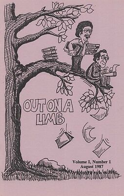 Out On a Limb, seven early issues (1987-1989), including Vol.1, No. 1