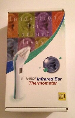 Infrared Ear Thermometer & fever thermometer with memory - ideal for babies, &