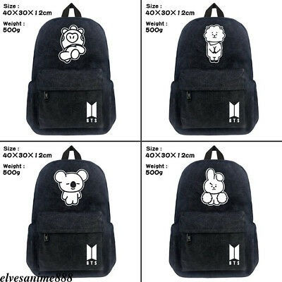 Bag Backpack Kpop Sac À See Cool Voyage Bts Did You My Cartable Dos aqvq4wF