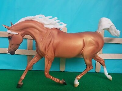 Breyer Horse Arabian #1463 Sunny Weather Girl Palomino Treasure Hunt SR