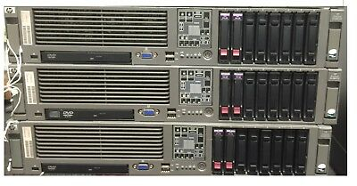 SERVER BOARD INTEL SE7520JR2 with dual cpu and heatsink and rams