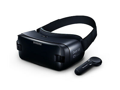 Samsung Gear VR SM-R325 【2018Ver Note9,Note8,S9,S9+ Compatible】 With  Controller