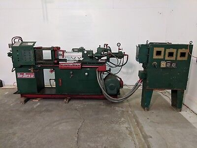 *FINAL LISTING before being scrapped!* Van Dorn 50 Ton Injection Molding Press