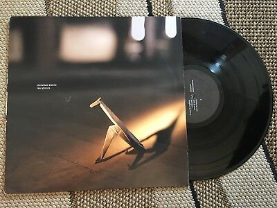 Christian Kleine - Real Ghosts LP Vinyl Album City Centre Offices 2004