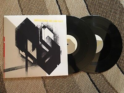 Smyglyssna - We Can Fix It Doppel LP Vertical Form Rec. 2002