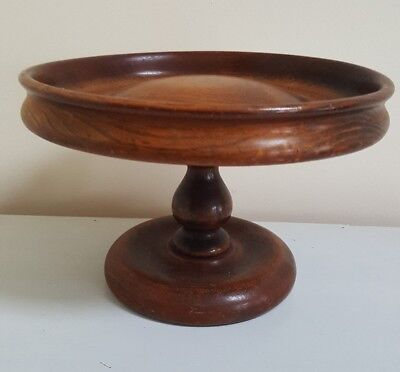 Collectable Vintage Wooden Fruit/Sweet Bowl Stand