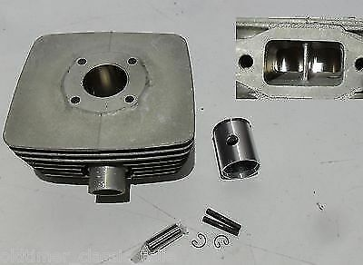 Zündapp Cylinder GTS C 50 Cx Zd Moped Motor 50ccm Mini-Therm 2,9 Ps 278-02.721