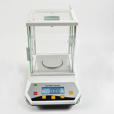 Lab Analytic Precision Digital Scale Balance CE applied NEW 200g x 0.001gram 1mg