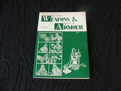 The Palladium Book of Weapons and Armour. Deluxe Second Edition. 1981