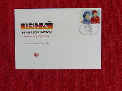 Souvenir Australian Philatelic Exhibition Postmark Cover - Ibra 1999, Germany