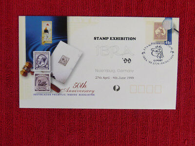 Souvenir Australian Philatelic Exhibition Postmark P.s.e - Ibra 1999, Germany