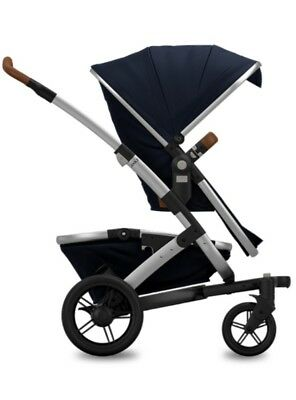 Joolz Geo Earth Mono Pushchair with Carrycot, Grey. New & Complete Includes Bag