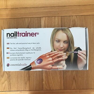 Essential nails hand trainer