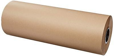 Brown Kraft Paper Roll Wrapping Sheets 24 Inch  Packing Shipping Mailing