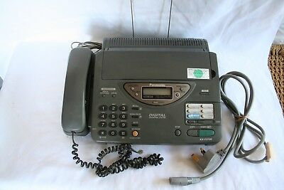 Panasonic KX-F2700 combinedFAX, Telephone & Answerphone with spare fax roll