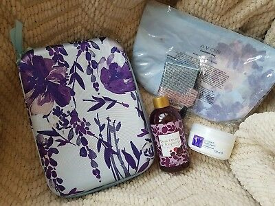 Birthday Gifts For Her Pamper Avon Set Brand New Present Ideas Makeup Case Cream