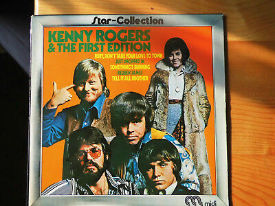 Kenny Rogers & The first edition Star-Collection