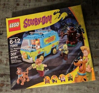 LEGO 75902 - Scooby Doo - The Mystery Machine - NEW SEALED