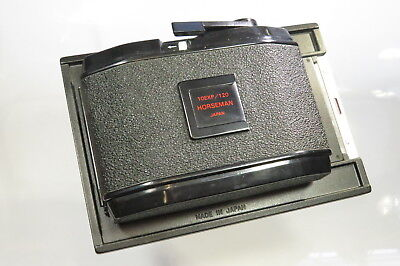 Horseman 10EXP 120 Roll Film Back Holder 6x7