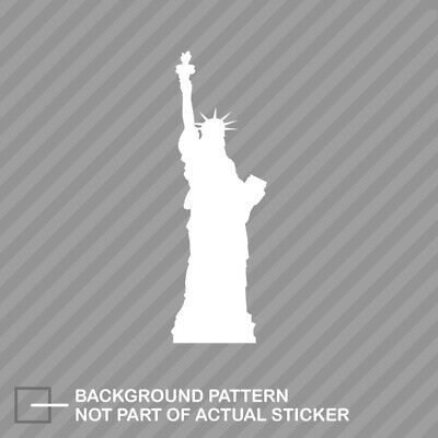 Statue of Liberty Sticker Decal Vinyl usa freedom lady