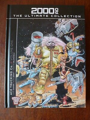 2000ad : The Ultimate Collection / issue 21 / #17 / Ace Trucking Co. - Volume 1
