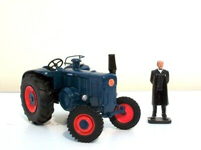 Britains Lanz Diesel Tractor Rare Model Comes With All Orig Packaging Inc Outer