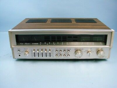 Vtg Retro Studio Standard Rs-2010 Fisher Stereo Receiver Solid State Am/fm Phono