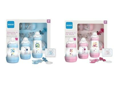 MAM Welcome to the World Newborn Gift Set