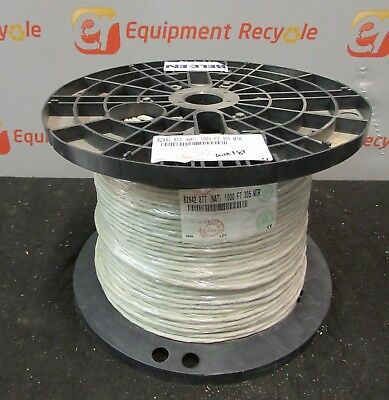 Belden 82842 877 1000 FT 305 MTR 24 AWG Shielded Computer Cable Plenum