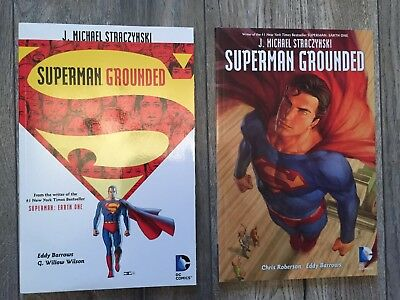 Superman Grounded Volumes 1 + 2 New
