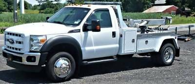 2013 Ford Tow Truck