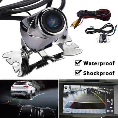 NTSC/PAL Waterproof Night Vision 170 Degrees Parking Camera HD CCD