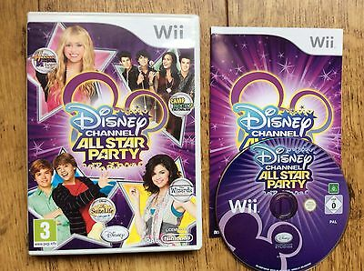 Disney channel all star party wii game complete look at my other disney channel all star party wii game complete look at my other games publicscrutiny Image collections