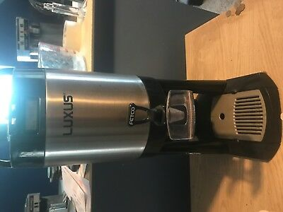Luxus Fetco Thermal Coffee Server L3D-15, Stainless Steel.