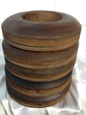 Hat Flanges, Brim Shaping Hat Block style 17