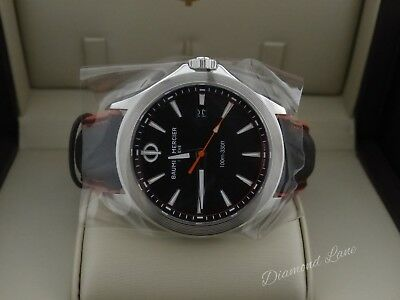 20c1bf64401 BAUME   MERCIER Clifton Club 10339 Men s Automatic Watch Used With ...