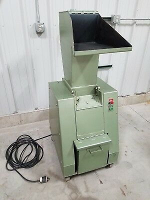 Foremost Plastic Granulator