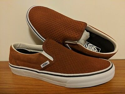 VANS NEW CLASSIC Slip-On WRPU Podium Vault Men Size USA 9 UK 8.5 EUR ... 40a47932c
