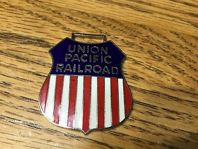 Union Pacific Watch Fob