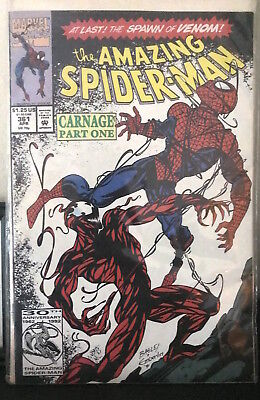 The Amazing Spider-Man #361 - 1st Appearance Of Carnage!!