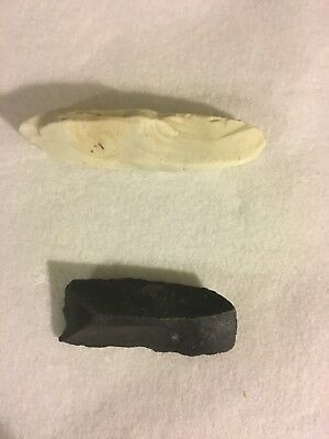 Mesolithic flint tools (microliths) found in Norfolk