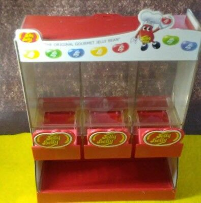 Jelly Belly Sweet Shoppe Dispenser Candy Jelly Beans 2007