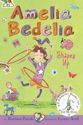 Amelia Bedelia Bind-up: Books 5 and 6: Shapes Up/Cleans up CLEARANCE STOCK