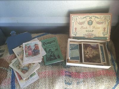 Lot 1930'-40's Vintage Int. Council Religious Education Sunday School Cards